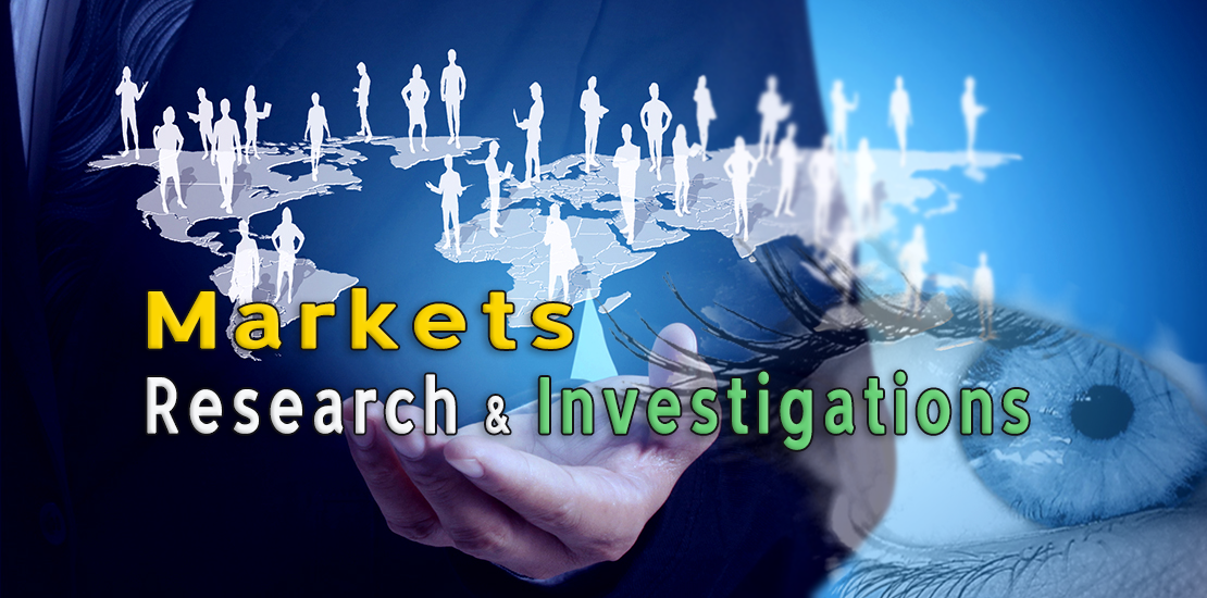 Market research & investigations